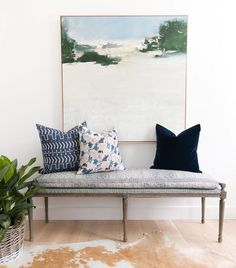 tranquil art and decor