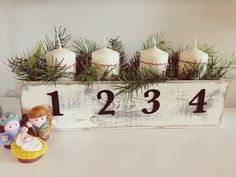 Advent Countdown http://lovelylittledays.blogspot.ca/2013/12/advent-countdown-to-important-birthday.html