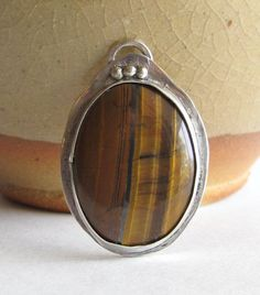 Tiger's Eye Necklace - Tiger's Eye Jewelry