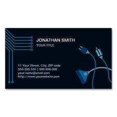 Computer Hardware Technician business card. I love this design! It is available for customization or ready to buy as is. All you need is to add your business info to this template then place the order. It will ship within 24 hours. Just click the image to make your own!