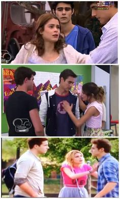 #Violetta and her problems with boys! _._ :´D