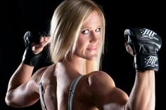 Holly Holm The Preacher's Daughter