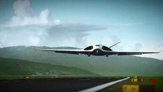 Russian PAK TA supersonic transport plane (2)