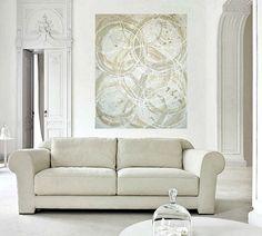 Original Acrylic Abstract Painting Xtra Large by OraBirenbaumArt