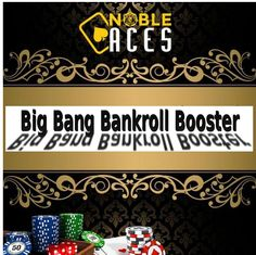 Big Bang Freeroll From Nobleaces