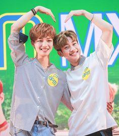 Znalezione obrazy dla zapytania mxm kpop Produce 101 Season 2, Music Awards, New Music, Brand New, Kpop, Couple Photos, Celebrities, Boys, Artists