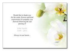 How to create word funeral thank you cards templates ideas free funeral thank you note funeral thank you cards altavistaventures Images