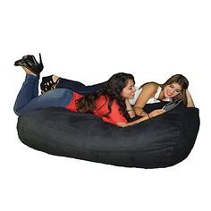 Chill Bag Bean Bags Feet Bean Bag Huge Charcoal Chi Https - Cozy chill bag