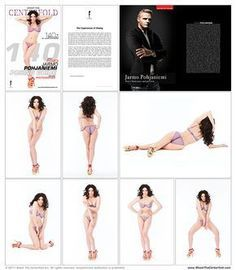 centerfold poses - Google Search