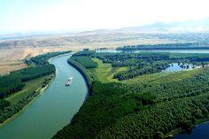 Danube Delta (Delta Dunarii - Dobrogea) - Macin Mountains - Romania