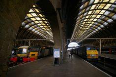 Kings CrossStation: a.k.a. Platform 9 3/4