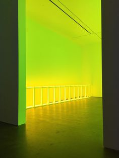 "Dan Flavin's ""Corners, Barriers, and Corridors"" at David Zwirner — amychendesign.com"