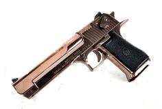 Magnum Research IMI Desert Eagle Rose Gold .50 AE [Pre-Owned] $1499.99 | MMP Guns