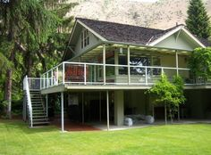 House vacation rental in Cashmere from VRBO.com! #vacation #rental #travel #vrbo (contacted)