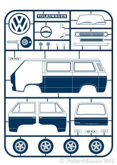 VW Camper type 3