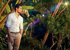 "Gerdes1Gerdes (@g.gerdes) on Instagram: ""What the nature brings forth ... #davidgandy for #selected summer 14 // Credits #photography…"""