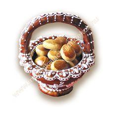Mézeskalács ajándék minden alkalomra - Köszönetajándék - Reklámajándék Biscotti, Gingerbread, 3 D, Cake Decorating, Muffin, Minden, Cookies, European Style, Breakfast