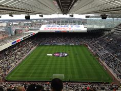 St James' Park - Newcastle - Newcastle United FC
