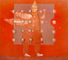 ARCHER, Alexey Terenin (b1969, Moscow; based in Prague, Czech)
