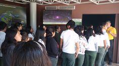 Personal del #MuseoDeCienciasDeMorelos atendió las preguntas de estudiantes del #P10SantaRosa30 #Cobaem_Morelos #juventudcultayproductiva