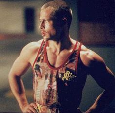 brad pitt fight club - Google Search