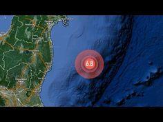 Un sismo con magnitud de 6,8 azota la zona de la central japonesa de Fuk...