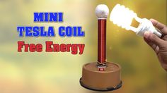 How to make Tesla Coil at home - Wireless Energy Transmission - DIY Home...