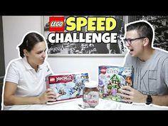 LEGO SPEED CHALLENGE: Elves VS Ninjago e NUTELLA di PETS