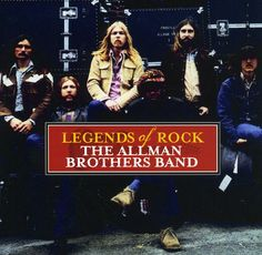 Allman Brothers Band - Legends of Rock