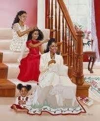 acee1083aef7a656d010791daad3762d Our Favorite Pieces of African American Sorority Art Black Love Art, Black Girl Art, Black Is Beautiful, Black Girl Magic, Black Fraternities, Delta Girl, Delta Sigma Theta, Black Artwork, Afro Art