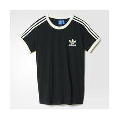 adidas svart t shirt