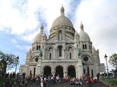 Paris    Basilique du Sacre-Coeur