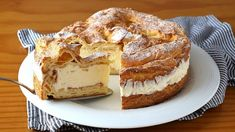 maxresdefault-8-1024x576 Sweet Recipes, Cake Recipes, Dessert Recipes, Sweet Cooking, French Pastries, Sweet Bread, Delicious Desserts, Cupcake Cakes, Bakery