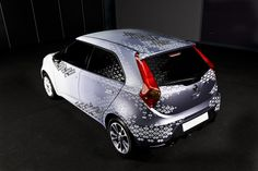 The Motoring World: MG launches new graphics packs for MG3, god they are awful, would you want your car to look like this ?