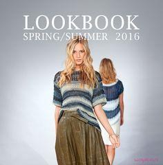 Lana Grossa Lookbook Spring summer 2016 - Wolplein.nl