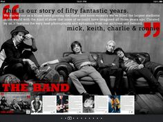 The brand new enhanced eBook The Rolling Stones 50
