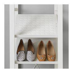ELVARLI Cipőtartó polc - 40x36 cm - IKEA  Használható akár újságtartónak is a nappaliban!