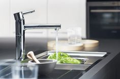 You like precision in the kitchen? Essence-Cosmopolitan design  will be exactly of your taste