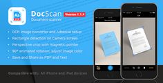 DocScan - Document Scanner - https://codeholder.net/item/mobile/docscan-document-scanner