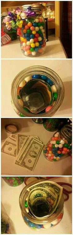Awesome! Hold the gumballs or jelly beans up with bday or holiday cash!!!