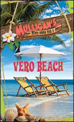 Vero Beach Mulligans - Disney CM recommended this place when visiting Disney's Vero Beach resort.  Worth a try next time you visit!