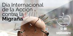 Día Internacional de la Acción contra la Migraña, 12 de septiembre