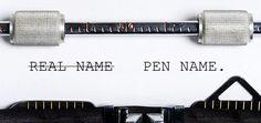 Writing under a Pen Name - Kindle self published eBooks - http://artofmarketingblog.com/writing-under-a-pen-name-kindle-self-published-ebooks/