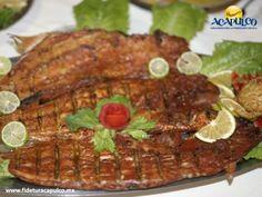 #lasmejoresplayasdemexico Prueba el pescado a la talla en las playas de Acapulco. LAS MEJORES PLAYAS DE MÉXICO. Algo que no puedes dejar de hacer durante tus próximas vacaciones en Acapulco, es deleitar tu paladar con un sabroso pescado a la talla, el cual debes probar en una de sus playas como Barra Vieja o Pie de la Cuesta. Si deseas obtener más información, te invitamos a visitar la página oficial de Fidetur Acapulco.