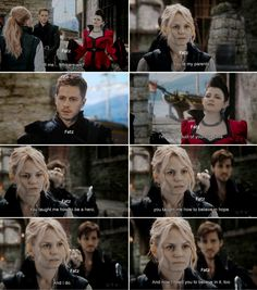 """Emma, Snow White, David and Hook - 4 * 22 """"Operation Mongoose Part 2"""" #Snowing  #CaptainSwan"""
