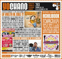 SANT GAUDENCI Rumba Catalana: YOCHANO nº283