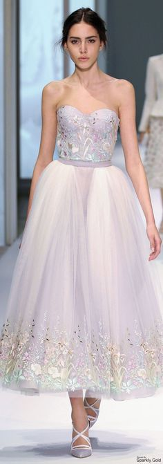 Ralph & Russo Spring Couture 2015