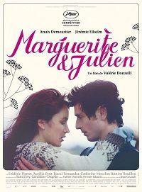 Guion Center: Cinema | Arte | Livros | CDs | Café | MARGUERITE & JULIEN - UM AMOR PROIBIDO