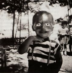 "From ""Haunted Air"": Ossian Brown's Collection of Halloween Photographs"