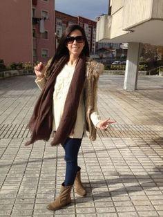 luciapetalsandthorns Outfit   Invierno 2012. Cómo vestirse y combinar según luciapetalsandthorns el 30-1-2013